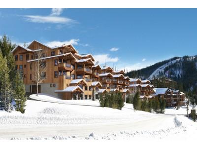 Nhà chung cư for sales at New Construction Mountain Lake Condo 2 Summit View Road Unit 301  Big Sky, Montana 59716 Hoa Kỳ