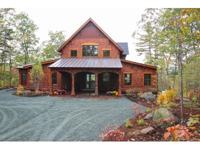 獨棟家庭住宅 for sales at Squam River Landing a Sustainable Community 14 Squam River Landing Ashland, 新罕布什爾州 03217 美國
