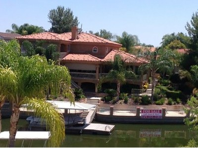 Single Family Home for sales at 30163 Boat Haven  Canyon Lake, California 92587 United States