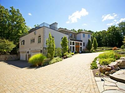 Maison unifamiliale for sales at Custom Built 4 High Mountain Drive Montville Township, New Jersey 07045 États-Unis