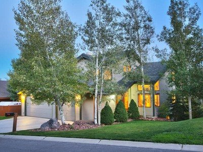 Single Family Home for sales at Great affordable Park City home 4059 Sunrise Dr Park City, Utah 84098 United States