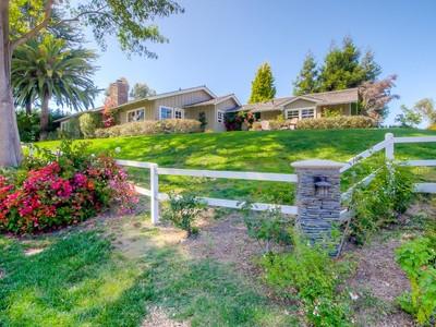 Single Family Home for sales at 4049 Via Pima   Palos Verdes Estates, California 90274 United States
