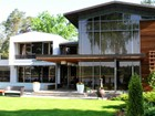 Autre Bien Résidentiel for  sales at Modern house on the bank of the Lielupe River Jurmala, Rigas County Lettonie