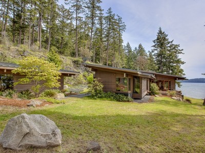 Single Family Home for sales at 2027 Neck Point Rd  Shaw Island, Washington 98286 United States