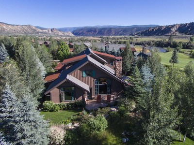 Single Family Home for sales at Mountain Cottage 74 Cottage Drive Carbondale, Colorado 81623 United States