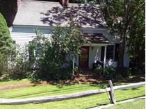 Maison unifamiliale for sales at Circa 1750 Antique 37 Cornwall Road   Warren, Connecticut 06754 États-Unis