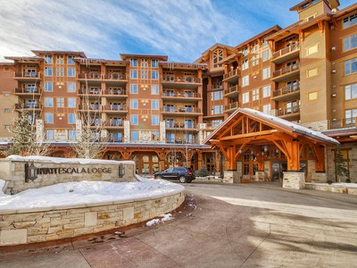 Condominium for sales at Fabulous Two Bedroom Penthouse in the beautiful Hyatt Escala Lodge 3540 N Escala #333 Park City, Utah 84098 United States