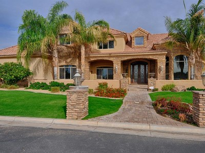 独户住宅 for sales at Magnificent Home in Mesa's Hermosa Groves 3446 E Knoll Street Mesa, 亚利桑那州 85213 美国