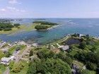 獨棟家庭住宅 for  sales at Delightful Bay-Front Setting with Ocean Views 75 Turbats Creek Kennebunkport, 緬因州 04046 美國