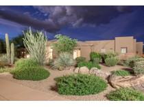 Single Family Home for sales at Stunning One-of-a-Kind Semi-Custom Home In Desert Ridge 5380 E Estevan Rd   Phoenix, Arizona 85054 United States