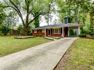 Single Family Home for sales at Underwood Hills 1985 Seaboard Place NW Atlanta, Georgia 30318 United States