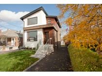 Nhà ở một gia đình for sales at 21 Barfield Avenue    Toronto, Ontario M4J4N4 Canada
