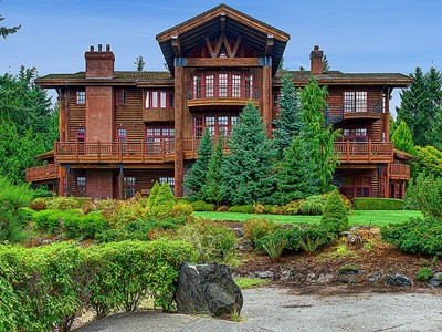Maison unifamiliale for sales at Scimitar Ranch 7535 Highway 20 Anacortes, Washington 98221 États-Unis