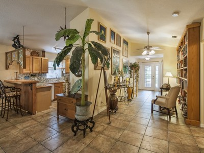 Single Family Home for sales at MGB Built 3/2 Pool Home in Oceanaire Heights 9496 Frangipani Dr  Vero Beach, Florida 32963 United States
