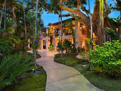 Single Family Home for sales at 4800 Pine Drive  Miami, Florida 33143 United States