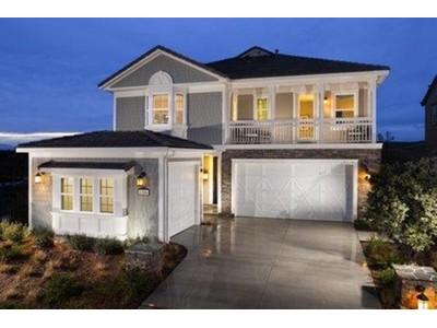 Single Family Home for sales at Sorrento Prestige 10986 Lopez Ridge Way Lot 12 San Diego, California 92121 United States