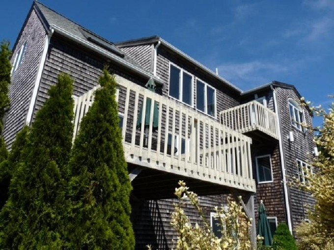 Single Family Home for sales at Doonbuouys 95 Bayberry Avenue Provincetown, Massachusetts 02657 United States