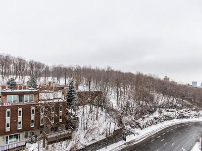 Кооперативная квартира for sales at Montreal 3982 Ch. de la Côte-des-Neiges, apt. A54 Montreal, Квебек H3H1W2 Канада