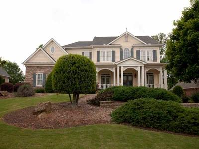 Maison unifamiliale for sales at Stephen Fuller Designed Estate 229 Grandmar Chase Canton, Georgia 30115 États-Unis