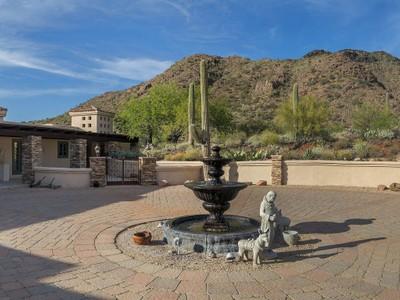 Частный односемейный дом for sales at Hidden in the Hills 43044 N Fleming Springs Rd   Cave Creek, Аризона 85331 Соединенные Штаты