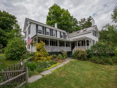 Casa para uma família for sales at Historic 1833 House 1215 Stevenson Rd Westport, Nova York 12993 Estados Unidos