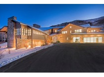 Moradia for sales at Newly Finished Mountain Contemporary Masterpiece 21 Canyon Court   Park City, Utah 84060 Estados Unidos