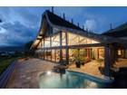 Частный односемейный дом for  sales at Award Winning Asian Pacific Custom Design 9 Lumahai Street   Honolulu, Гавайи 96825 Соединенные Штаты