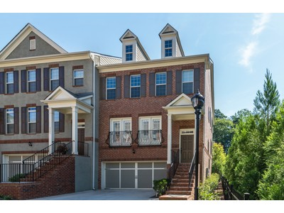 Таунхаус for sales at Newer End Unit Townhome 3261 Ferncliff Lane  Atlanta, Джорджия 30324 Соединенные Штаты