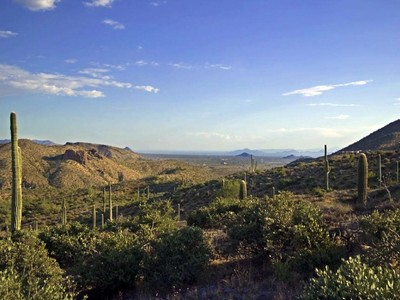 Arazi for sales at Unparalleled Views from this 11.85 Acre Custom Homesite in Desert Mountain 9236 E Grapevine Pass #342 Scottsdale, Arizona 85262 Amerika Birleşik Devletleri