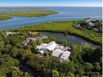 Single Family Home for sales at Florida Keys Retreat at Ocean Reef 40-42 Cardnal Lane  Ocean Reef Community, Key Largo, Florida 33037 United States