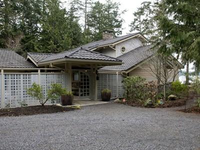 一戸建て for sales at Spectacular Waterfront Home near Roche Harbor 939 Afterglow Drive Friday Harbor, ワシントン 98250 アメリカ合衆国
