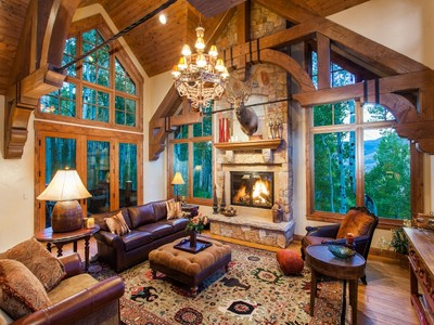 Single Family Home for sales at 278 Borders Road  Beaver Creek, Colorado 81620 United States