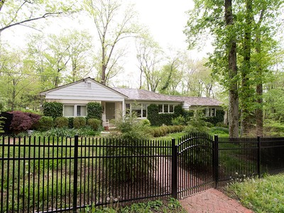 Single Family Home for sales at Princeton Ranch With Cottage Charm 212 Herrontown Road  Princeton, New Jersey 08540 United States
