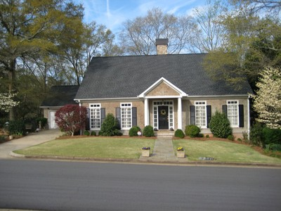 Single Family Home for sales at Five Points 113 Princeton Mill Road Athens, Georgia 30606 United States