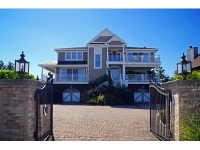 Single Family Home for sales at Exceptional Oceanfront 639 Dune Road Westhampton, New York 11977 United States