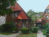 "Single Family Home for rentals at ""4 BEDROOM TUDOR ON TREE LINED STREET""  Forest Hills, New York 11375 United States"