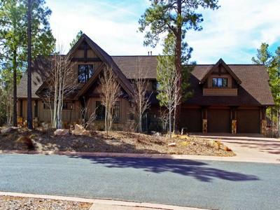 단독 가정 주택 for sales at Beautiful Creekside Home 3350 S Tourmaline DR  Flagstaff, 아리조나 86001 미국
