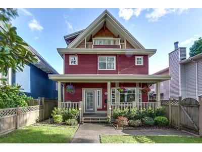 Duplex for sales at Stunning Half Duplex in Mount Pleasant Vancouver, Columbia Britannica Canada