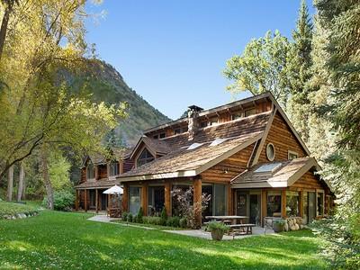独户住宅 for sales at Take it Easy on Snowmass Creek 805 & 955 Snowmass Creek Road  Snowmass, 科罗拉多州 81654 美国