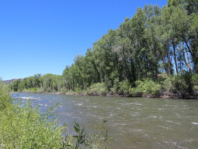 Land for sales at Lot 6 Riverwalk Drive  Gunnison, Colorado 81230 United States