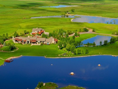 Maison unifamiliale for sales at Wildflower Meadows 33855 Pine Drop Dr. Steamboat Springs, Colorado 80487 États-Unis