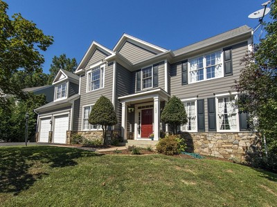 Single Family Home for sales at 11402 Northwind Court, Reston 11402 Northwind Ct Reston, Virginia 20194 United States