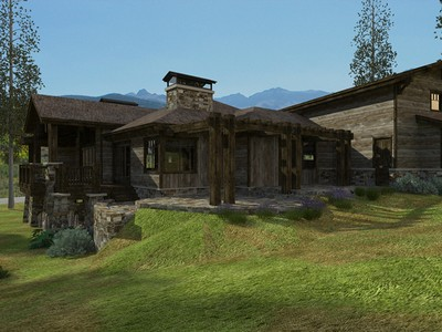 Maison unifamiliale for sales at Promontory – Mountain Retreat 2649 Westview Trail Park City, Utah 84098 États-Unis
