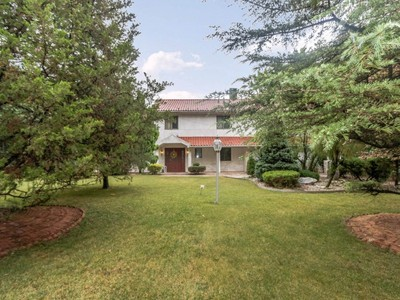 Single Family Home for sales at Custom Mediterranean-style Home 545 Juniper Lane  Bridgewater, New Jersey 08807 United States