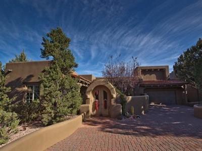 Moradia for sales at Exquisite Hacienda Pueblo Style Home 20 Calle Linda Court Sedona, Arizona 86336 United States