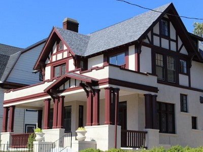 獨棟家庭住宅 for sales at Exquisitely Restored Craftsman Style Tudor Home 72 Marion Street  Bridgeport, 康涅狄格州 06606 美國