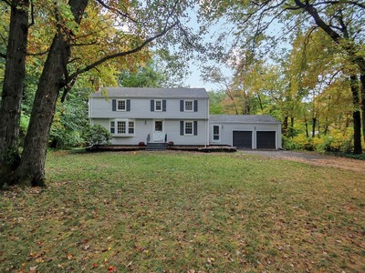 Single Family Home for sales at Beautifully Renovated Four Bedroom Classic Center Hall Colonial 13 Scotland Road   Bloomfield, Connecticut 06002 United States