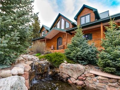 Maison unifamiliale for sales at 25462 Westridge Road  Golden, Colorado 80403 États-Unis