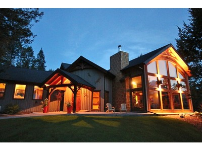Maison unifamiliale for sales at Tranquil, Serene & Pristine Paradise 1461 Windermere Loop Road Invermere, Colombie-Britannique V0A 1K2 Canada