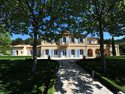 一戸建て for sales at Extraordinary Home & Park  Aix-En-Provence, プロバンス=アルプ=コート・ダジュール 13100 フランス